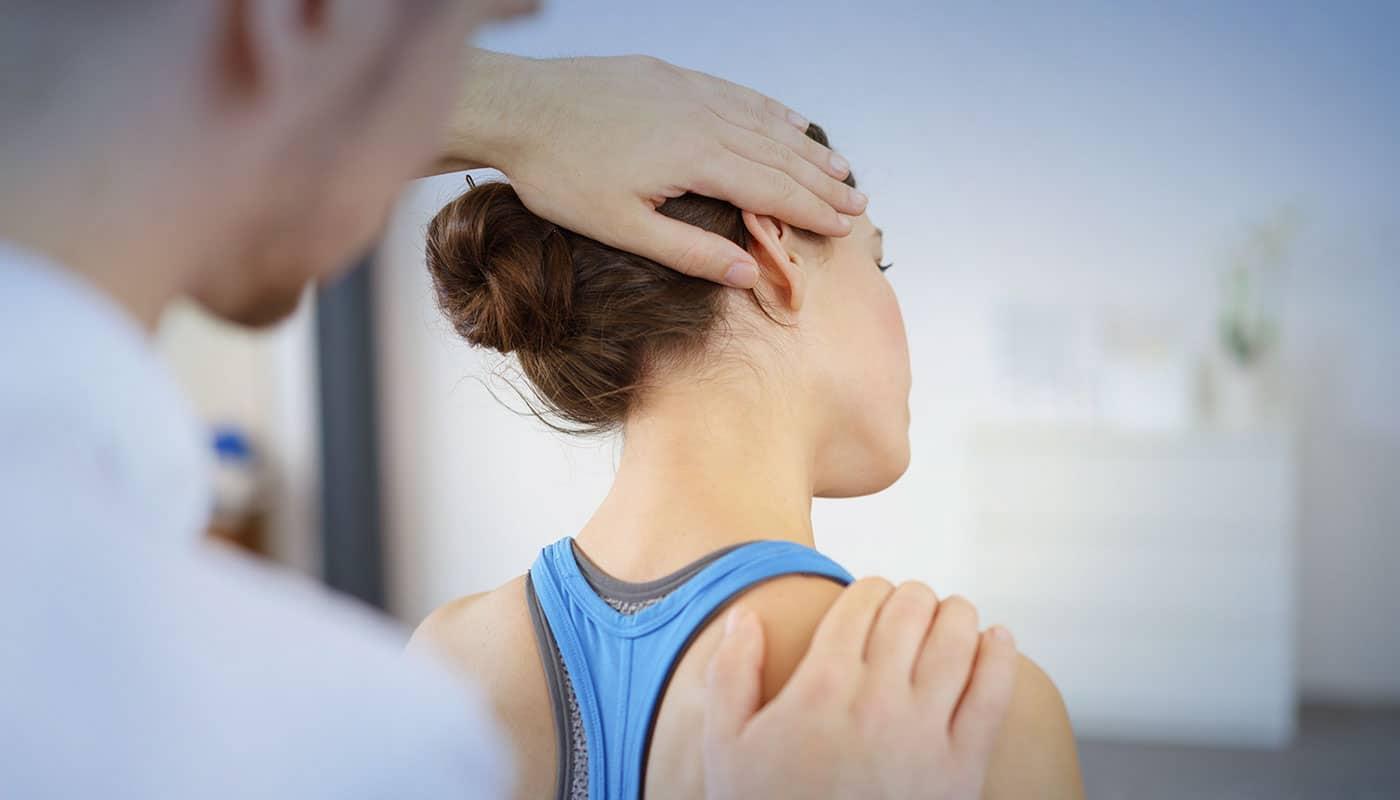 Osteopatia della colonna superiore
