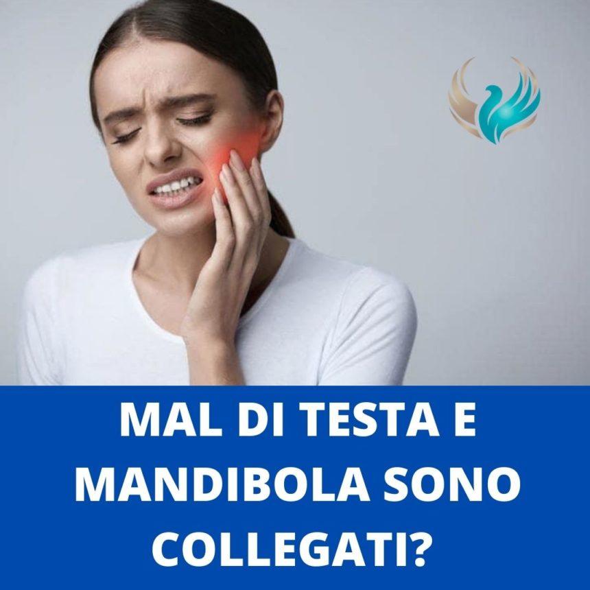 Il Mal di Testa migliora manipolando la Mandibola