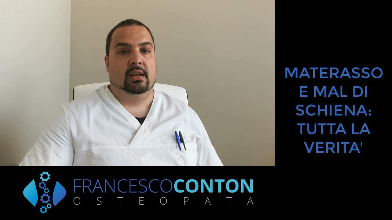 Video blog su fisioterapia e osteopatia
